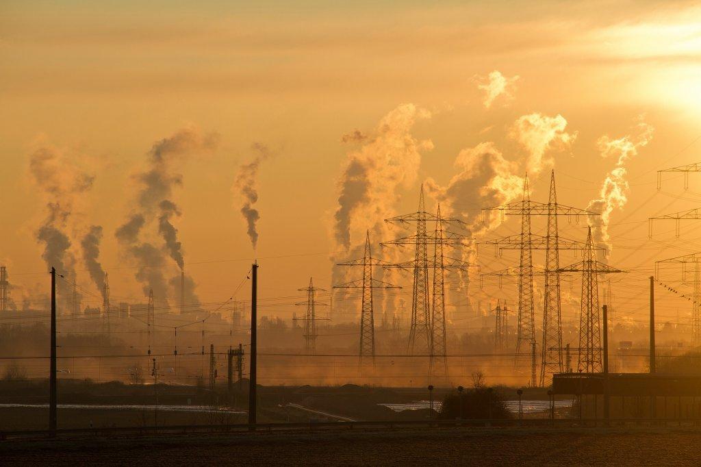 Znečištěné ovzduší…